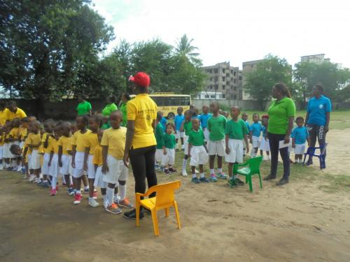 Sports Day 2018 -Kindergarten Section 18-5-2018